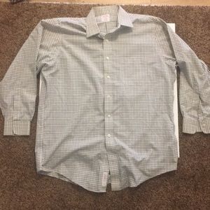Brooks brothers 1818 16-34/35 non iron flannel